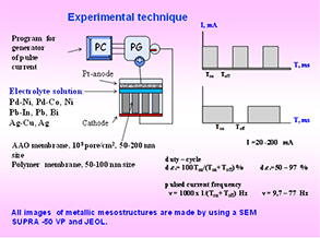 issp template - biomimetic method to fabrication of metallic